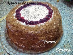 Germany Tourism and Travel by Everything about Germany Meals Without Meat, Cake Vegan, Black Forest, Greek Recipes, Vegan Gluten Free, Vanilla Cake, Cheesecake, Food And Drink, Pudding