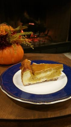 Low Carb Pumpkin Pie Cheesecake – Cooking Keto With Kristie