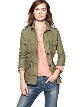 http://www.jasminedress.net/Military/5580-Gap-Women-s-Green-Army-Military-Canvas-Coat-size-Small.html