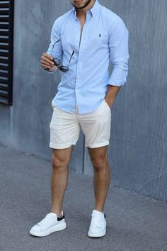 Summer Outfits Men, Stylish Mens Outfits, Men Summer Fashion, Summer Men, Man Style Summer, Summer Clothes For Men, Summer Swag, Men's Casual Outfits, Stylish Clothes For Men