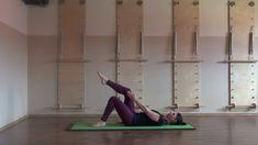 Prípravné cviky - Inštruktor Pilates - YouTube Pilates, Youtube, Gym, Pop Pilates, Excercise, Youtubers, Youtube Movies, Gymnastics Room, Gym Room
