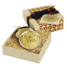Bee Merry Lotion Bar in Designer Gift Box - Each bee bar lotion is made from a natural blend of beeswax, shea butter, and jojoba. Soap Favors, Mixed Fruit, Lotion Bars, Wedding Favours, Corporate Gifts, Natural Oils, Thoughtful Gifts, Shea Butter, Bridal Shower