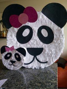 Piñata de osita panda Bat Signal, Superhero Logos, Art, Birthday Party Themes, Themes For Parties, Kunst, Art Education, Artworks