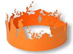 epiphany crown template - Google Search