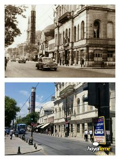 Cemberlitas- 60's and now