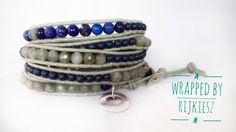 Blue without you wrap