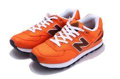 New Balance NB ML574BPC backpack retro Orange Brown For Men shoe