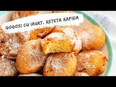 Trufe de ciocolată Dukan, un desert extrem de simplu si delicios, dar mai ales aromat, ciocolatos si dietetic. Romanian Food, Dessert Recipes, Desserts, Pretzel Bites, Guacamole, Pesto, Cooking Recipes, Bread, Diet