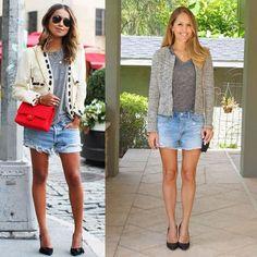 Boucle + Jeans