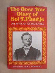 The Boer War Diary of Sol Plaatje.