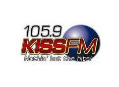 The 105.9 KISS On-Air Team