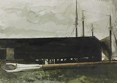 Andrew Newell Wyeth MAIN GAFF