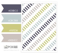 Color & Pattern Crush -  5.18.2013