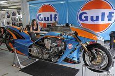 Gulf - Drag Bike - Need For Speed