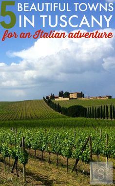 Tuscany brings together everything that we love about Italy. There's the aforementioned landscape of course and the towns that hug its hilltops. On a recent tour of the region with Italy experts, Citalia, I visited some of its most popular destinations, I also experienced unusual but Italian-cool activities that shouldn't be missed. Here's five of the best…