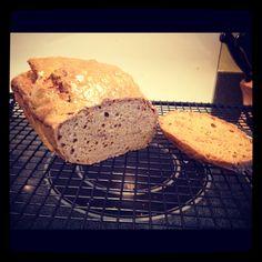 sunbutter bread