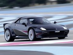 #SouthwestEngines 2010 Lancia Stratos Concept