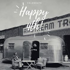 """Airstream West Michigan on Instagram  """"Happy 4th everyone! 🌟 And Happy  Birthday to  Airstream founder 8c001ccc3"""