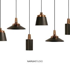 archiproducts: Very happy to welcome on board Namuh: first class… Element Lighting, Lamp Light, Pendant Lighting, Lamp Design, Interior Lighting, Lamp, Lighting Inspiration, Pendant Lamp, Copper Pendant Lamp