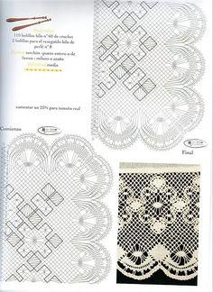 View album on Yandex. Crochet Rug Patterns, Bobbin Lace Patterns, Crochet Motif, Free Crochet, Crochet Star Blanket, Crochet Stars, Diy Crafts Crochet, Crochet Projects, Crochet Wool