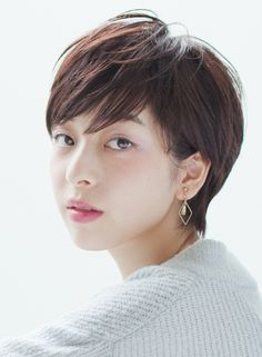 大人女性のマニッシュショートスタイル 【Marco】 http://beautynavi.woman.excite.co.jp/salon/28129?pint ≪ #shorthair #shortstyle #shorthairstyle #hairstyle・ショート・ヘアスタイル・髪形・髪型≫
