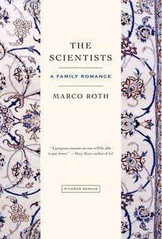 Roth, Marco. The scientists. Nova York: Picador, 2012. 196 p.