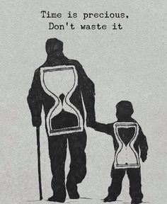 Positive Quotes : Time is precious dont waste it. # Parenting drawing Positive Quotes : Time is precious dont waste it. - Hall Of Quotes Positive Quotes, Motivational Quotes, Inspirational Quotes, Positive Art, Positive Living, Motivational Pictures, Reality Quotes, Success Quotes, Wisdom Quotes