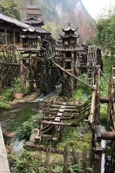 Trains, Teddy Bears and abandoned places — steampunktendencies: Old Mill. Trains, Teddy Bears and abandoned places — steampunktendencies: Old Mill. Fantasy Places, Fantasy World, Fantasy House, Abandoned Houses, Abandoned Places, Abandoned Train, Abandoned Castles, Abandoned Amusement Parks, Abandoned Mansions
