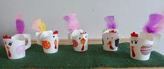 Anna idean kiertää!: esiopetus Anna, Easter Crafts, Ideas, Manualidades, Thoughts