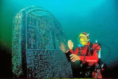 Intact and Inscribed Heracleion Stele