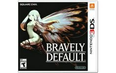 Bravely Default Collector's Edition Square Enix's highly-acclaimed fantasy RPG brings deep, strategic combat to the Nintendo system in an ambitious game that bols Final Fantasy, Fantasy Rpg, Playstation, Bravely Default, Nintendo 3ds Games, Buy Nintendo, Risk Reward, Brave New World, Sleep