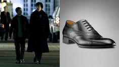 Yves Saint Laurent Eton Lace-up in Black Leather Leather And Lace, Leather Men, Black Leather, Sherlock Cosplay, Tk Maxx, Sherlock Holmes, Yves Saint Laurent, Oxford Shoes, Dress Shoes