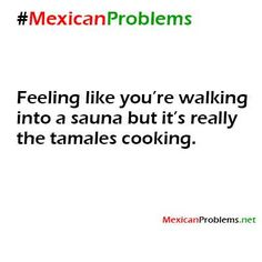 Mexican Problem #3579 - Mexican Problems