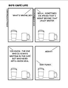 that crazy writer