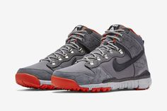 Outdoor brand Poler teams up once again with Nike, giving the Dunk High a rugged build ready to take on the trail.