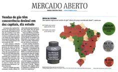 Título: Vendas de gás tem concorrência desleal em dez capitais diz estudo.  Veículo: Folha de S. Paulo  Data: 10-02-2012  Cliente: Copagaz