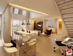 Duplex - 95 a 160m²