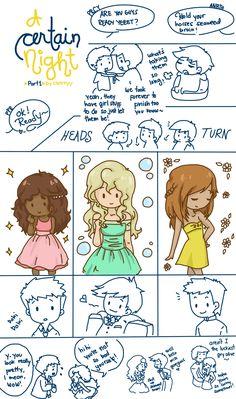 Heroes of Olympus Prom part 1