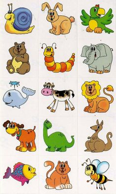 Site Zeita De Mattos – Free Coloring Pages Animal Activities, Preschool Learning Activities, Teaching Kids, Kids Learning, Cartoon Kids, Cute Cartoon, Drawing For Kids, Art For Kids, Image Clipart