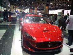 Mondial auto 2014