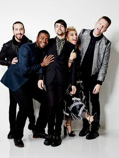 Who Will Be Hot (or Even Hotter) in 2015? | PENTATONIX | Move over, Pitch Perfect cast: These a cappella YouTube sensations have rocked the charts and landed a Grammy nod. Next year they'll be harmonizing on a new album and North American tour.