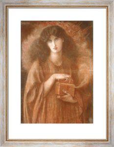 Pandora, 1869 Dante Gabriel Rossetti