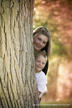 Live in Color: Michelle & Cole (Mom and son shoot)