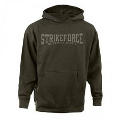 STRIKEFORCE RETRO HOODIE