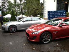 Maserati na Gali Loży Katowickiej BCC