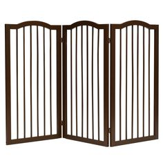 Tierbarriere Compton Archie & Oscar - Lilly is Love Pet Gate, Dog Safety, Baby Gates, Dog Fence, Panel Doors, Animals For Kids, Dark Wood, Your Pet, Pets