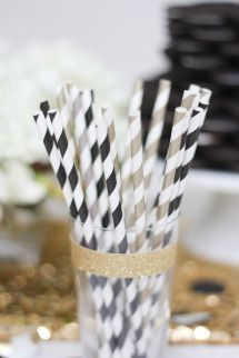 8 Ways to Use Stripes in Your Wedding - Style Me Pretty