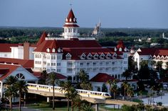 Disney's Grand Floridian Resort & Spa is a AAA Four Diamond Award–winning, Victorian themed luxury hotel and spa. The property opened on June 28, 1988 as the Grand Floridian Beach Resort. The resort contains 867 rooms among six buildings at an average of 400 square feet. The Grand Floridian is categorized as a deluxe resort, and is distinguished as Disney's flagship and most luxurious resort.