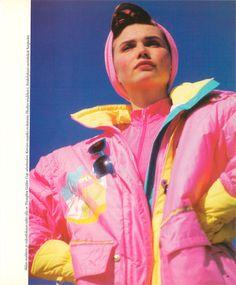 Karkkivärit loistivat Gloriassa jo vuonna 1988.