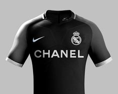 taking luxury good brands and implementing them as sponsors and design influences on some of the worlds biggest football clubs. Football Kits, Nike Football, Real Madrid Shirt, Good Brands, Soccer Skills, Soccer Equipment, Best Brand, Luxury Branding, Designer